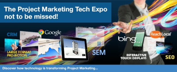 The Project Marketing Tech Expo not to be missed!
